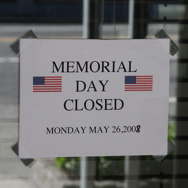 town offices closed in obervance of memorial day town of lake park c r a