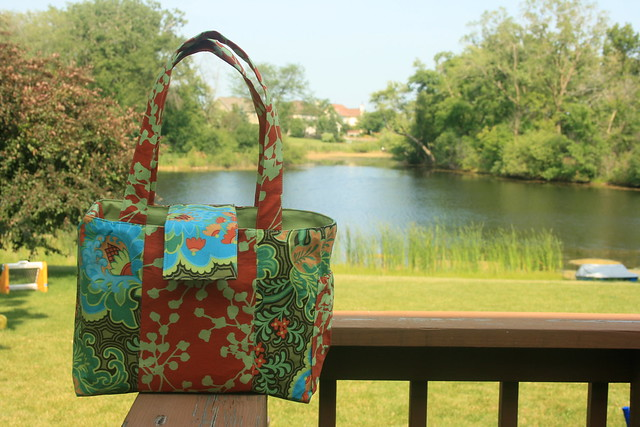 Diaper Bag ~ Craft Apple Sewing Pattern - Sew Mama Sew!