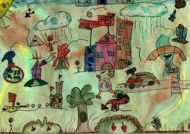 Elijah's Village by Elijah Michaels