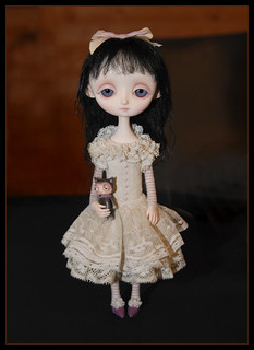 doll made by Ana Salvador