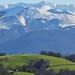Grand paysage d'après-midi, Bosdarros, Béarn, Pyrénées Atlantiques, Aquitaine, France. ©byb64