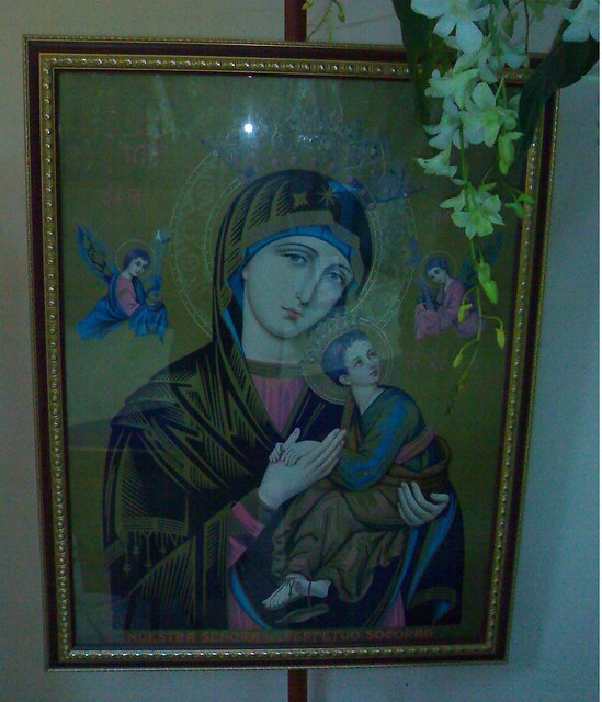 The Apparition of Virgin of Fatima