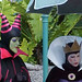 Maleficent and The Queen