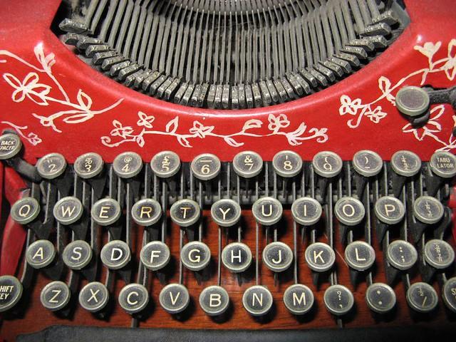#6/366 - keyboard