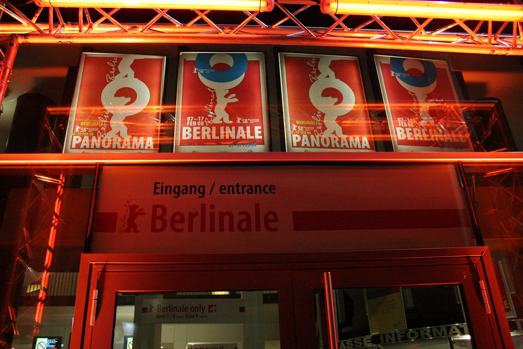 Eingang Berlinale at CineStar Cubix