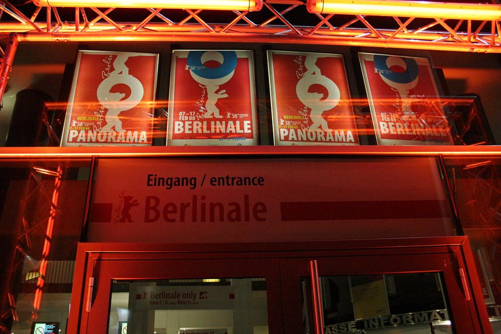 Eingang Berlinale at CineStar Cubix