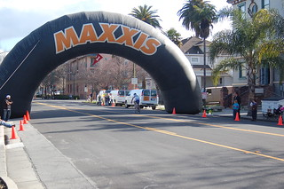 Tour of California: Maxxis Arch