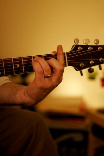 guitare note