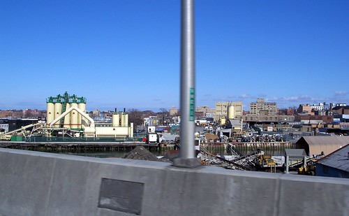 Refineries in College Point, Queens NY