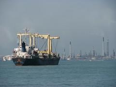 Port of Singapore #7