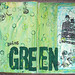 Art journal Going green