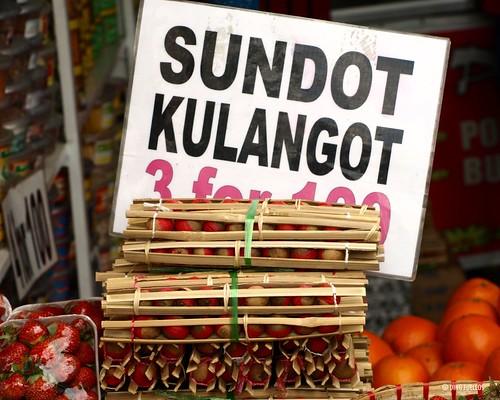 Sundot Kulangot