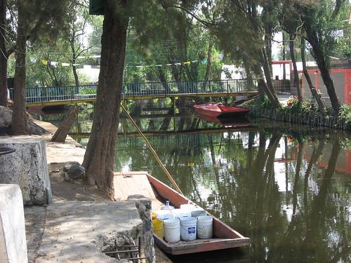 Chinampas, Xoximilco