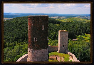 Castle Chęciny - View from Tower