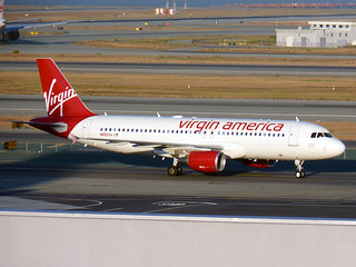 Virgin America N852VA