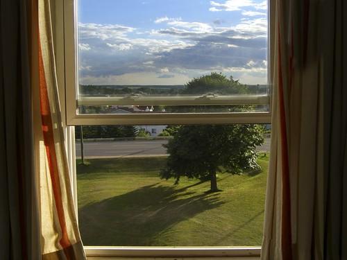 UPEI Window View