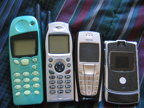 Phone Progression