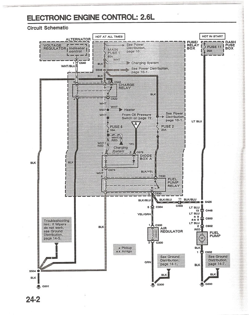 Isuzu 4lc1 Generator Wiring Schematic Alternator Meyers Snow Plow Meyer Diagram F250 1999 V