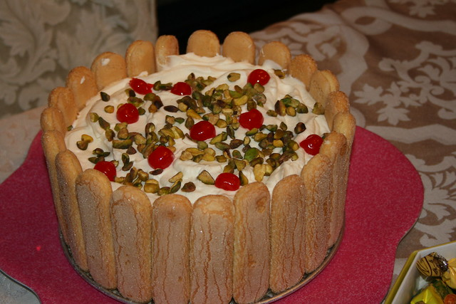 cassata cake   Flickr - Photo Sharing!