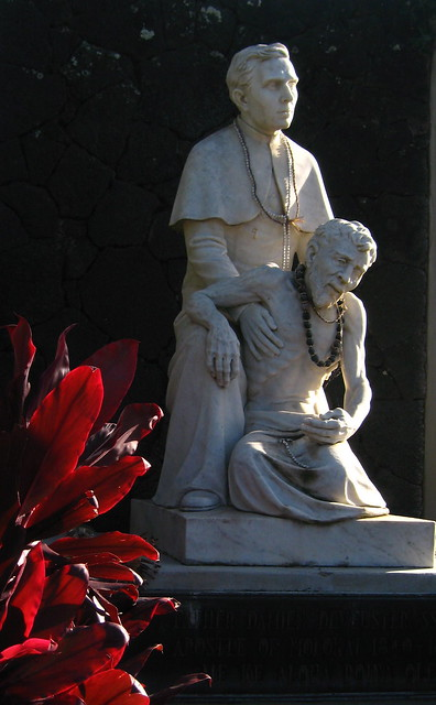 Father Damien Memorial