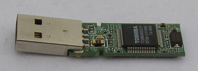 modified flash drive