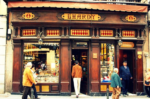 Lhardy, Madrid