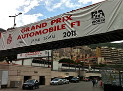 Monaco - Monte Carlo - F1 Grand Prix - Photo Taken with my iPhone