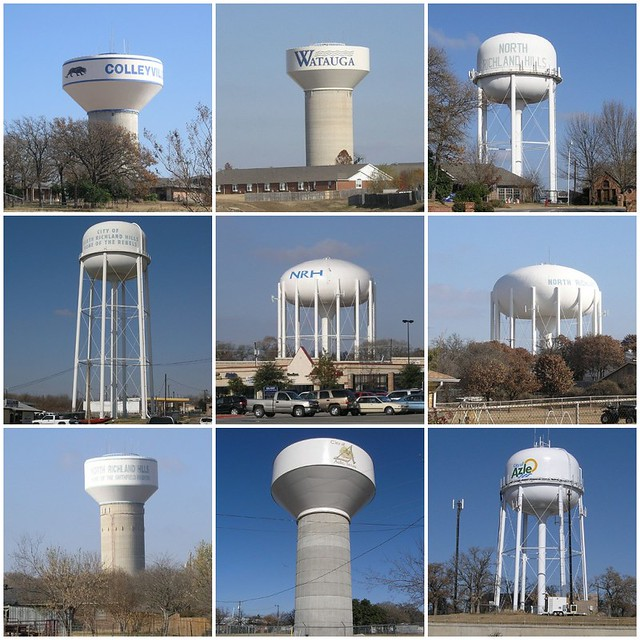 Elevated Water Tank : Elevated water storage tanks flickr photo sharing