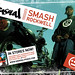 Casual presents Smash Rockwell Poster