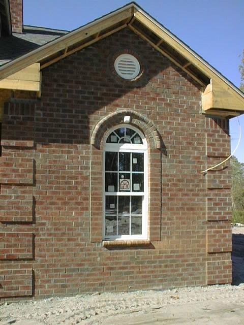 Brick detail flickr photo sharing for Brick quoin detail