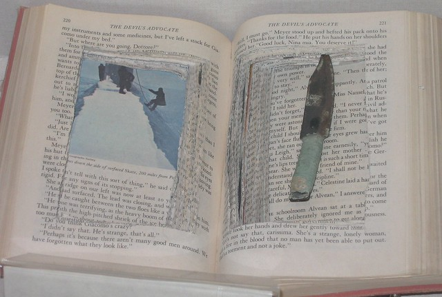 hollow concealment book