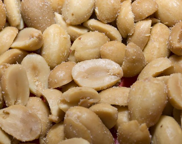 Salty Peanut