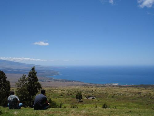 hawaii bigisland bluemarla kohalamountainroad
