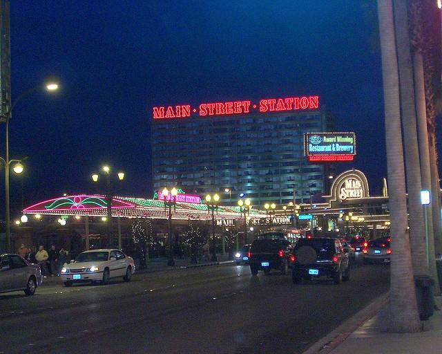 Las vegas station casino jobs