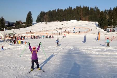 SNOW tour 2016/17: Severák – dětí ráj!