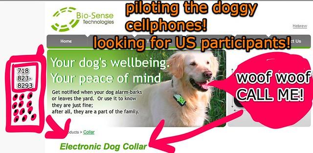 Alarm Dog Collar For Epilepsy