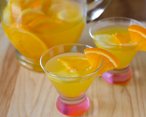 White Sangria - Perfect summer drink