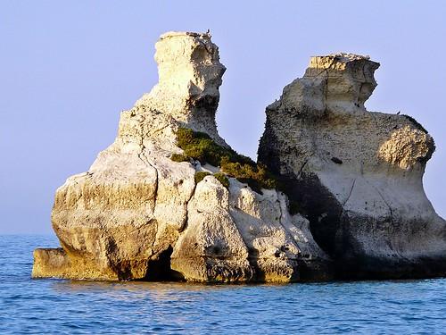 Le due sorelle - Torre dell'Orso (Lecce)