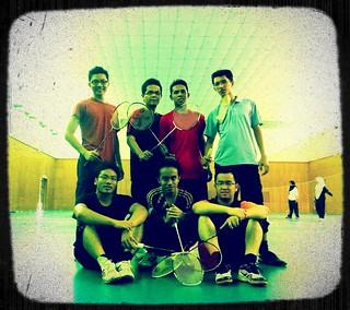CJ07 Badminton