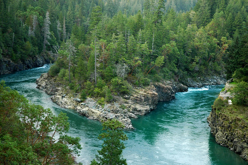 Klamath river vacation destinations the natural beauty for Salmon fishing northern california