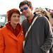 tricia & pete at alameda flea market by Mai Le