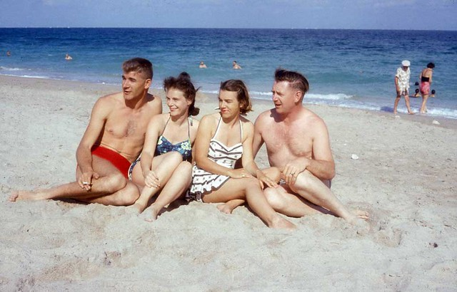 Vintage Vacations , Isle Of Wight
