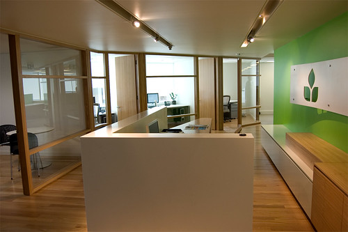 Building the ultimate office for software developers for Small office entrance design