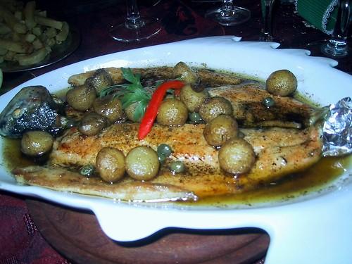 Comida en Villa Gessel
