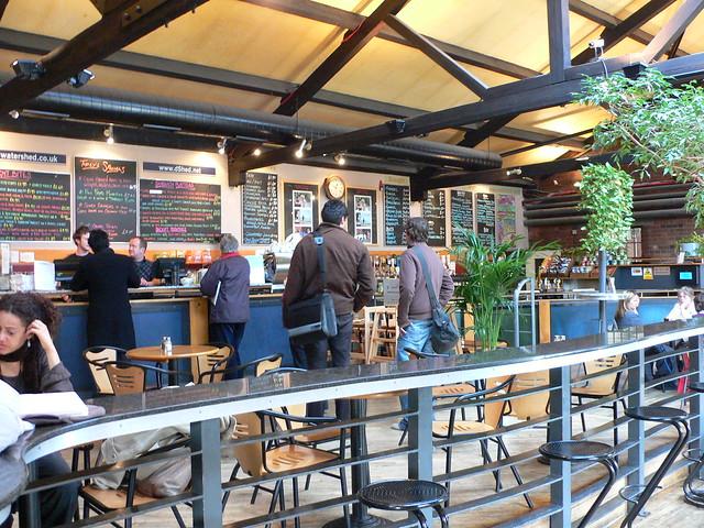 Bristol Square Cafe Menu