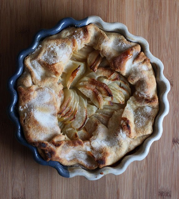 Day 96 - Simplest Apple Tart | Flickr - Photo Sharing!