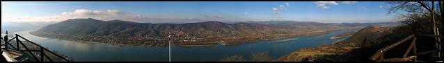 Visegrad panorama