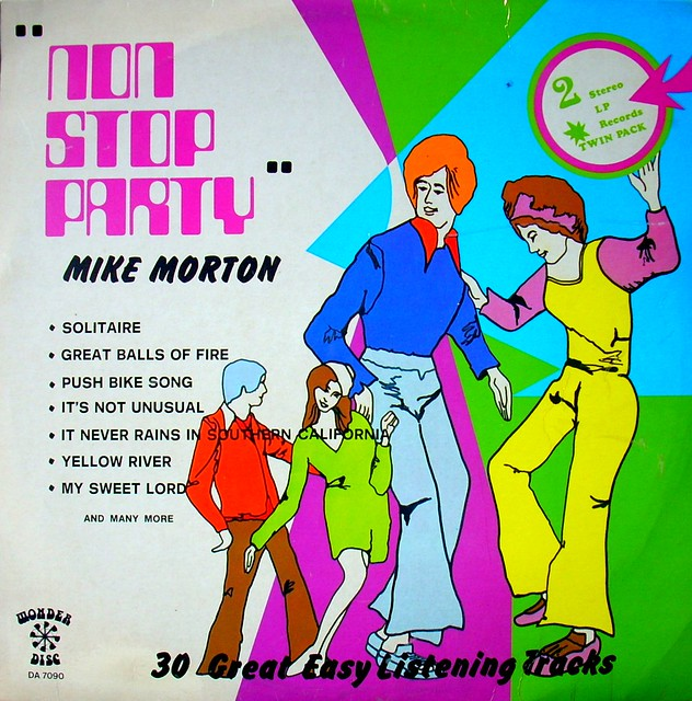 'Non-stop Party' - Mike Morton