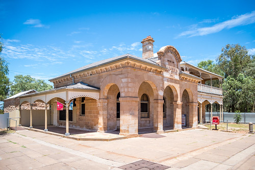 Old Wilcannia Post Office