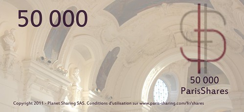 50000 ParisShares